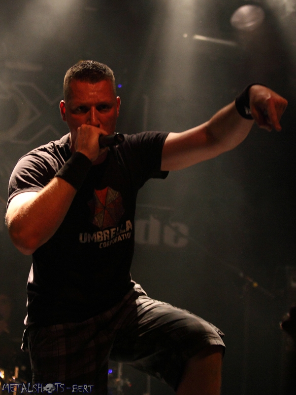 Cytotoxin @ Neurotic Deathfest 2014