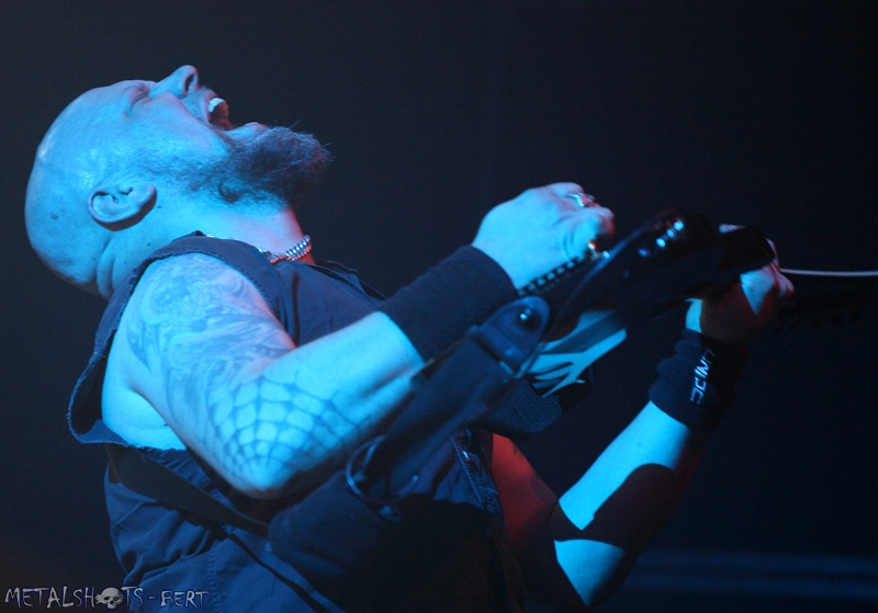 Grave @ Neurotic Deathfest 2014