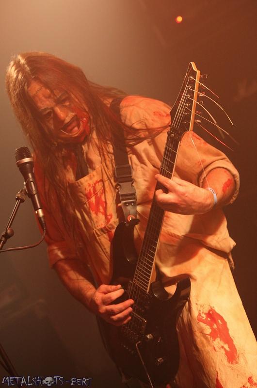 Skullhog @ Neurotic Deathfest 2014