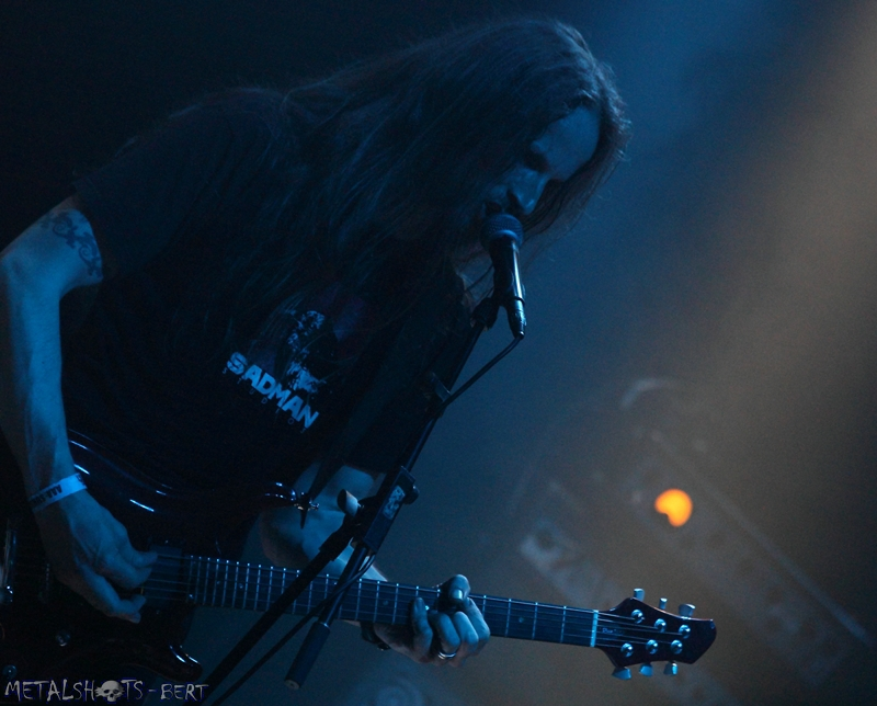 Cancer @ Neurotic Deathfest 2014