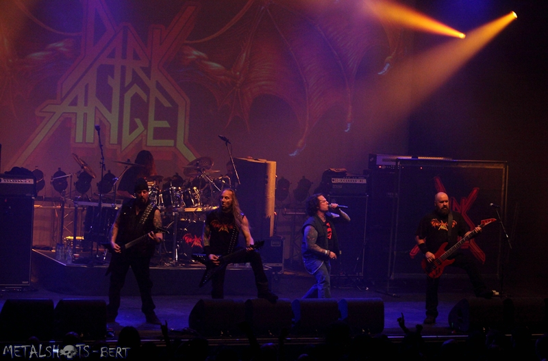 Dark Angel @ Neurotic Deathfest 2014